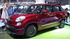 Fiat 500L : petit monospace