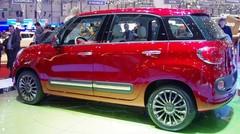 Toutes les photos de la Fiat 500L
