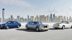 Rolls-Royce Phantom Series II : premières modifications