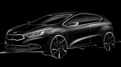 La future Kia pro_cee'd 2012 se profile