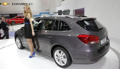 Chevrolet Cruze SW : la grande famille