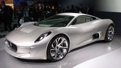 Jaguar C-X75 : 250 exemplaires prévus pour 2013