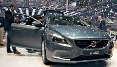 Volvo V40 : Ambitions accrues