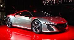 Le retour de la Honda NSX !