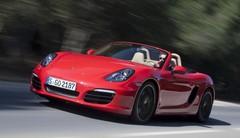 Essai Porsche Boxster S PDK