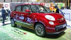 Vidéo Fiat 500L