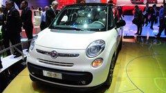 Vidéo : l'intérieur de la nouvelle Fiat 500L