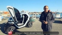 Emission Turbo : Renault Twizy, Volkswagen Passat Alltrack, Peugeot 508 RXH