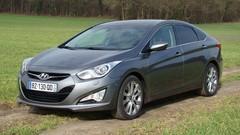 Essai Hyundai i40 berline : de sacrés arguments à faire valoir !