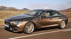 La BMW Série 6 Gran Coupé dévoile ses tarifs