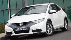 Essai Honda Civic 9 2012 2.2 I-Dtec Innova : Recherche ORNI dédespérément
