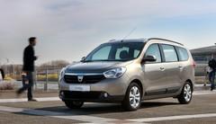 Le Dacia Lodgy dans le détail