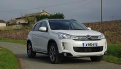 Essai Citroën C4 Aicross : baroudeur chevronné