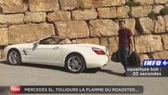 Emission Turbo : Mercedes SL, Skoda Citigo vs Citroën C1, Rallye des Gazelles