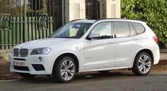 Essai BMW X3 30d : Imperturbable!
