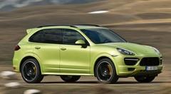 Porsche Cayenne GTS : touche sportive