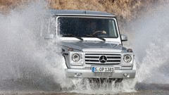 Mercedes Classe G 2012 : Rafraîchissement bienvenu