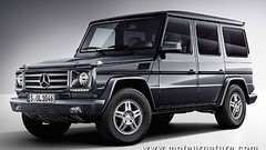 Mercedes dote son 4x4 de 544 ch d'un Stop & Start