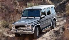 Mercedes Classe G 2012 : immortel