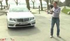 Essai Mercedes Classe E hybride diesel