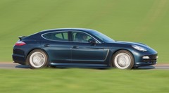 Essai Porsche Panamera S Hybrid