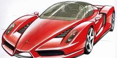 Ferrari : bientôt une descendante pour l'Enzo
