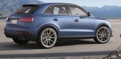 Audi Q3 RS Concept : le crossover de course