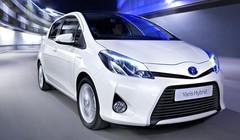Toyota dévoile les tarifs de la Yaris hybride
