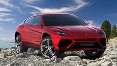 Lamborghini Urus : Taureau tout-terrain