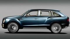 Concept Bentley EXP 9 F : lifting et motorisation hybride pour le salon de Pékin