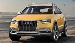 Audi Q3 jinlong yufeng : Vent de fantaisie