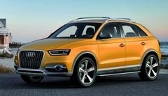 Audi Q3 jinlong yufeng : un air de déjà vu