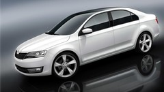 Skoda officialise la Rapid
