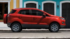 Ford Ecosport : Petit format, grandes ambitions