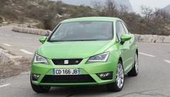 Seat Ibiza SC 1-6 TDI 105 FR 2012 : Jeunesse Éternelle