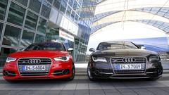 Essai Audi S6 et S7 : les Demoiselles de Rochefort