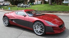 Rimac Concept One : elle est à vous pour 742 000 euros