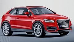 Audi : après le Q3, le Q2