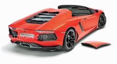 Lamborghini Aventador Roadster : vers une version Targa ?