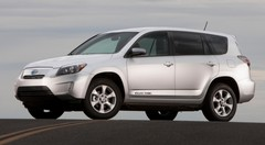 Toyota RAV4 EV : Tout électrique !