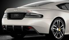 Aston Martin DBS Ultimate édition : dernier opus de la série