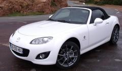 Essai Mazda MX-5 1.8 Série Spéciale Shizuka: Baroud d'honneur !