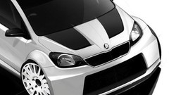 Skoda Citigo Rally Un Concept Triple Xl Au Gti Worthersee 2012