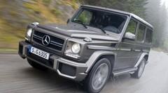 Essai Mercedes-Benz G63 AMG : l'homme des casernes