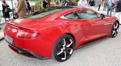 Aston Martin Project AM310 : La future DBS ?