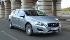Essai Volvo V60 Plug-in Hybrid D6 : diesel sur prise