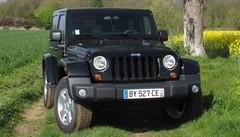 Essai Jeep Wrangler 3,6L V6 Pentastar : L'icône
