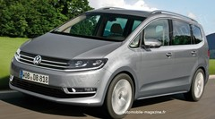 Volkswagen Touran 2014 : Finies les prolongations