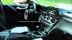 Mercedes Classe C (2014) : premières photos de l'intérieur