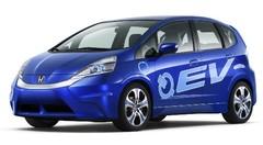 La Honda Jazz électrique reconnue comme la plus économe